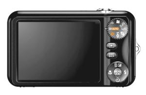 Fujifilm FinePix JV150 Manual - camera back side