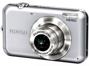Fujifilm FinePix JV150 Manual - camera front face