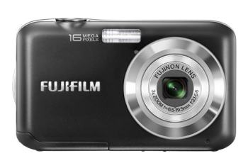 Fujifilm FinePix JV250 Manual for Fuji's Sleek, Stylish, and Sophisticated Camera