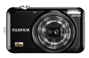 Fujifilm FinePix JX200 Manual - camera front face