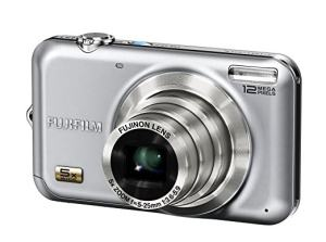 Fujifilm FinePix JX205 Manual - camera rear face