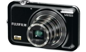 Fujifilm FinePix JX250 Manual -camera front side