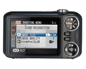 Fujifilm FinePix JX330 Manual-camera rear side