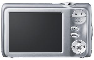 Fujifilm FinePix JX370 Manual - camera rear side
