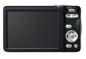 Fujifilm FinePix JX520 Manual - camera rear side