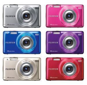 Fujifilm FinePix JX550 Manual - camera variants