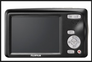 Fujifilm FinePix JX710 Manual - camera back side