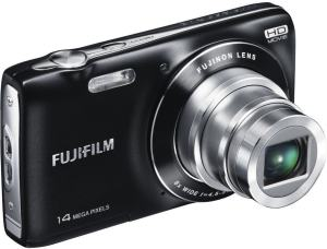Fujifilm FinePix JZ100 Manual - camera from side
