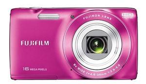 Fujifilm FinePix JZ250 Manual - camera front face