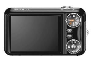 Fujifilm FinePix JZ500 Manual - camera back side