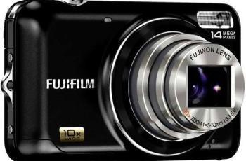 Fujifilm FinePix JZ500 Manual - camera front face