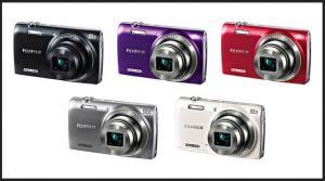 Fujifilm FinePix JZ700 Manual camera variants