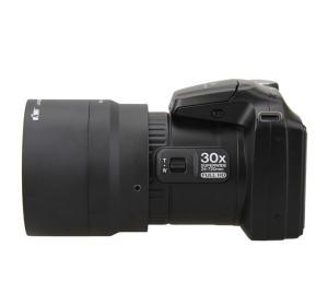 Fujifilm FinePix S6600 Manual - camera side