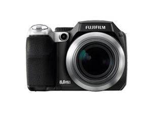 Fujifilm FinePix S8000FD Manual - camera front face