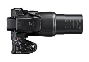Fujifilm FinePix S8400W Manual-camera top side