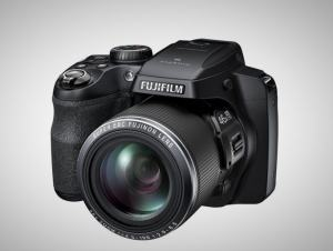 Fujifilm FinePix S8500 Manual - camera front face