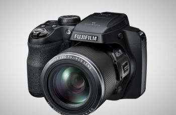 Fujifilm FinePix S8500 Manual - camera front face