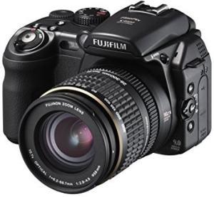 Fujifilm FinePix S9100 Manual-camera front face
