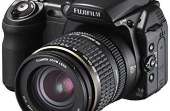 Fujifilm FinePix S9100 Manual-camera front face