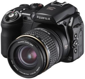 Fujifilm FinePix S9600 Manual User Guide and Product Specification