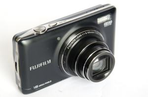 Fujifilm FinePix T400 Manual - front side