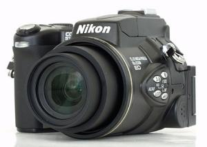 Nikon CoolPix 5700 Manual - camera front face