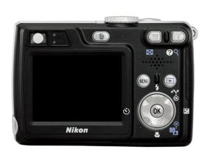 Nikon CoolPix 7900 Manual-camera back side