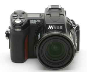 Nikon CoolPix 8700 Manual User Guide and Product Specification
