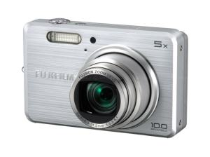 Fujifilm FinePix J120 Manual - Camera front face