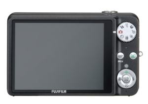 Fujifilm FinePix J120 Manual - rEAR SIDE