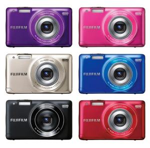 Fujifilm FinePix JX500 Manual - camera variants