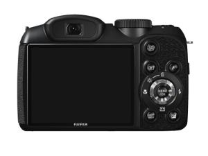 Fujifilm FinePix S2995 Manual - camera rear side