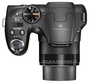 Fujifilm FinePix S2995 Manual - camera top side