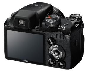 Fujifilm FinePix S4000 Manual - camera rear side