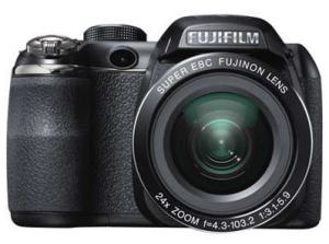 Fujifilm FinePix S4500 Manual-camera front face