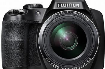 Fujifilm FinePix S4600 Manual - front side