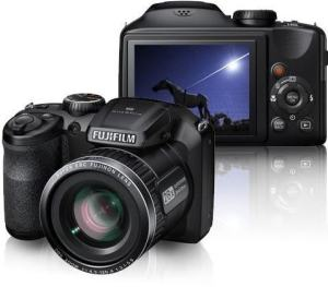 Fujifilm FinePix S4700 Manual - front and rear side