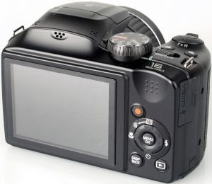 Fujifilm FinePix S4700 Manual - rear side