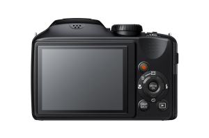 Fujifilm FinePix S4800 manual - rear side