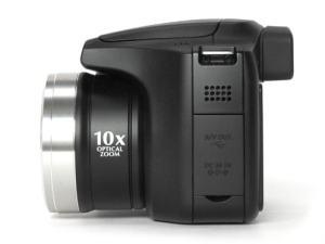 Fujifilm FinePix S5700 Manual-camera side
