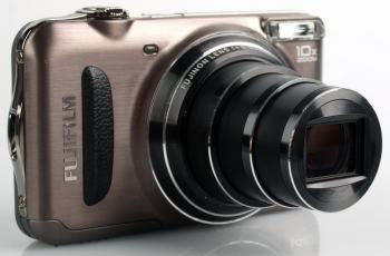 Fujifilm FinePix T200 Manual For World Thinnest Camera of Fuji