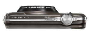 Fujifilm FinePix T200 Manual - camera side