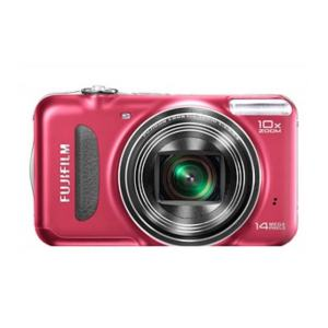 Fujifilm FinePix T300 Manual - camera front face