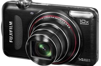 Fujifilm FinePix T300 Manual user Guide and Camera Specification