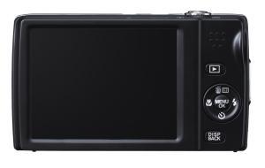 Fujifilm FinePix T550 Manual - camera rear side