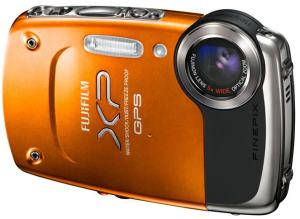 Fujifilm FinePix XP20 Manual - camera front face
