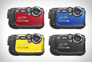 Fujifilm FinePix XP200 Manual-camera variants