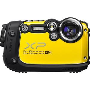Fujifilm FinePix XP200 Manual for Fuji's Full-Featured Tough Camera