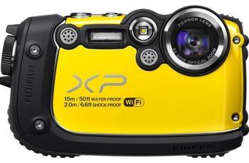 Fujifilm FinePix XP200 Manual for Fuji's Full-Featured Tough Camera