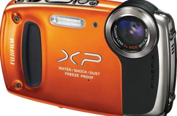 Fujifilm FinePix XP50 Manual User Guide and Camera Specification